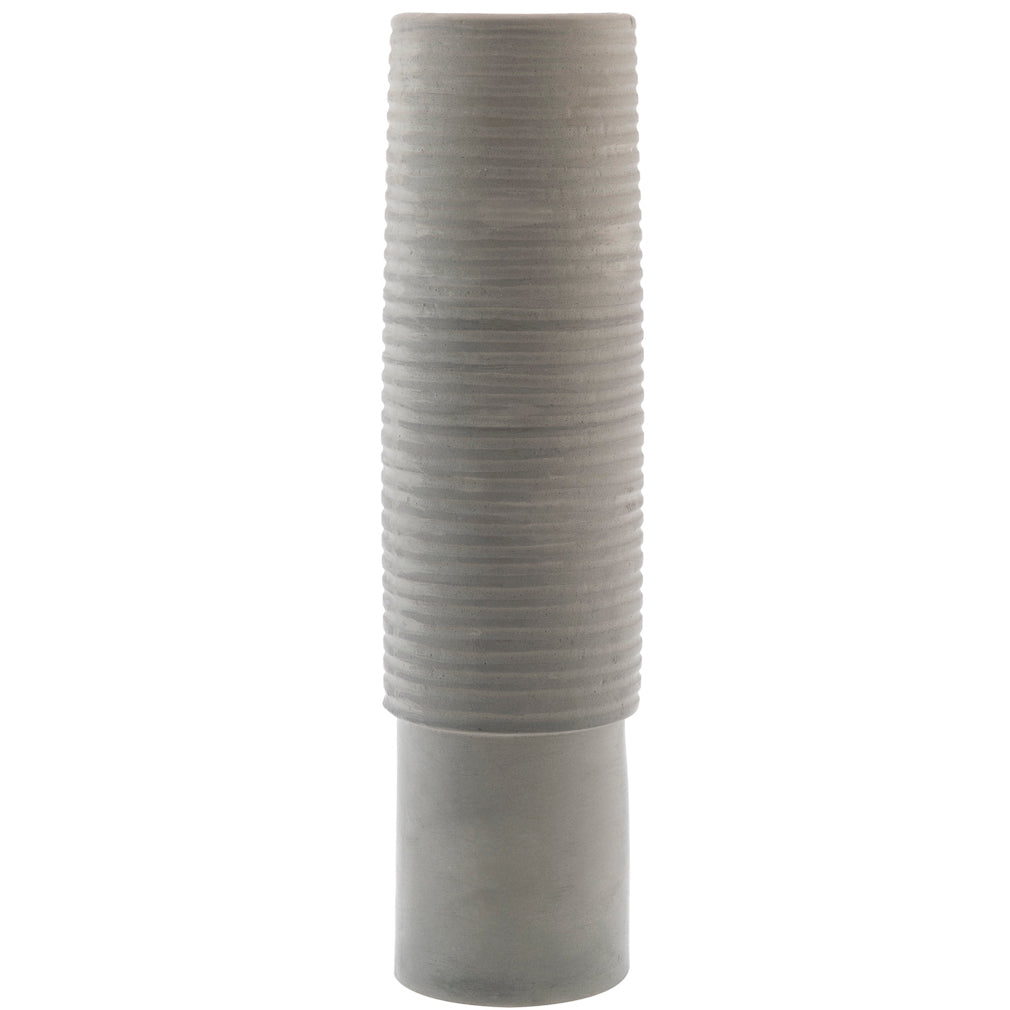 Tall Vase | Large | Grey