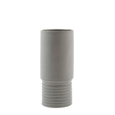 Tall Vase | Small | Grey