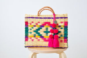 Portuguese Basket Bag - Ana