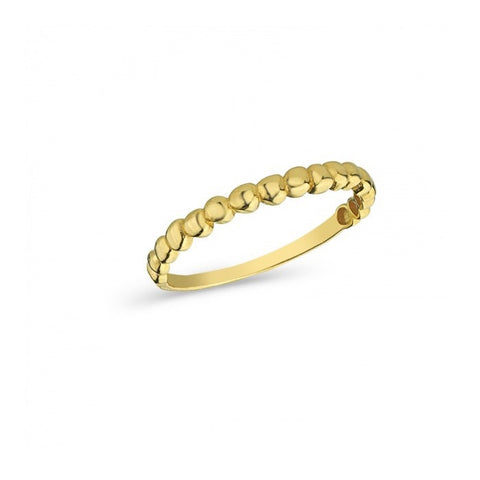 Pebble Ring | Gold 14K