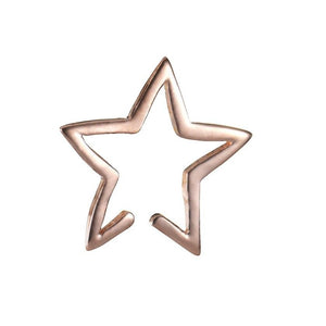 Star Cuff - Rose Gold