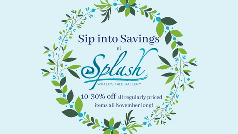 Sip into Savings at Splash