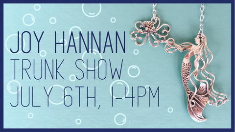 Joy Hannan Trunk Show