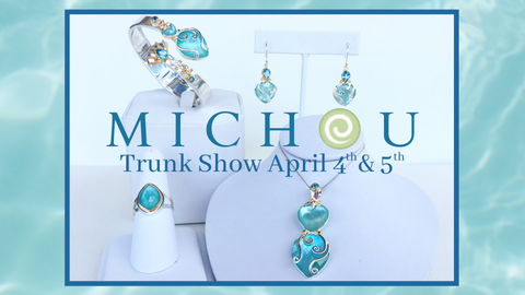 Spring Michou Trunk Show