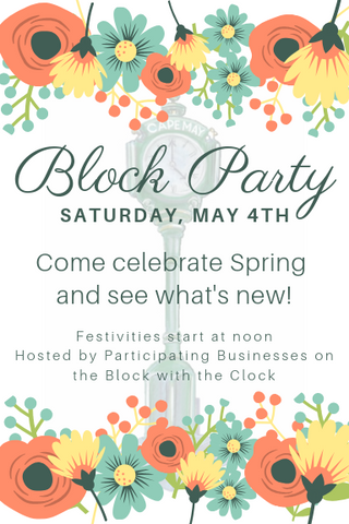 Spring Block Party!