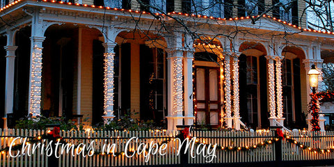Christmas is the most wonderful time of year in Cape May!