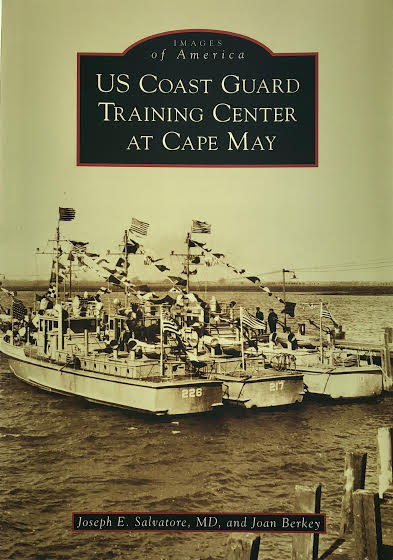 US Coast Guard Training Center At Cape May
