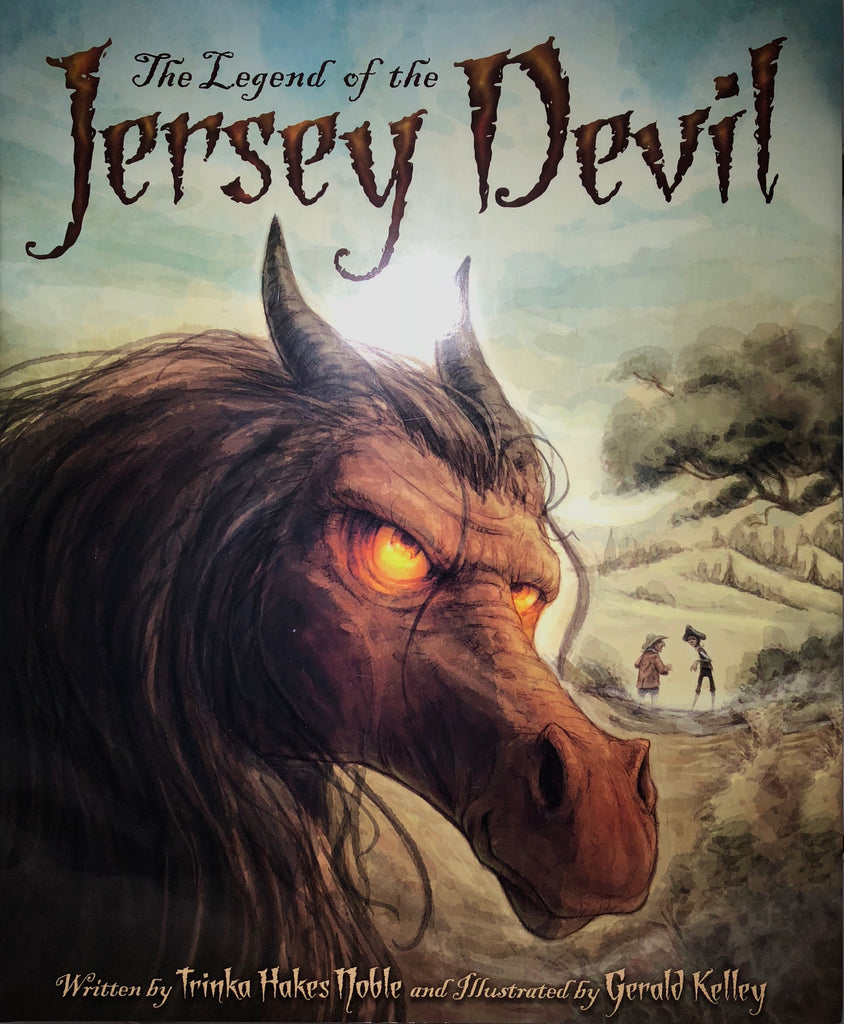 The Legend of the Jersey Devil