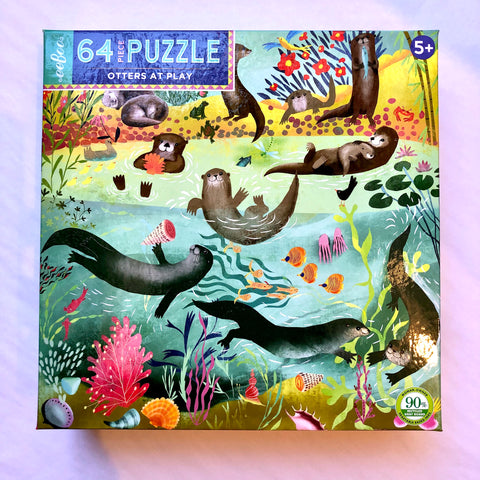 Otter Puzzle
