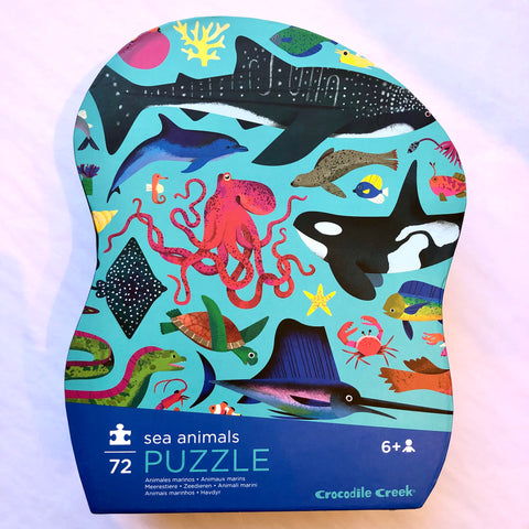 Sea Animals Puzzle