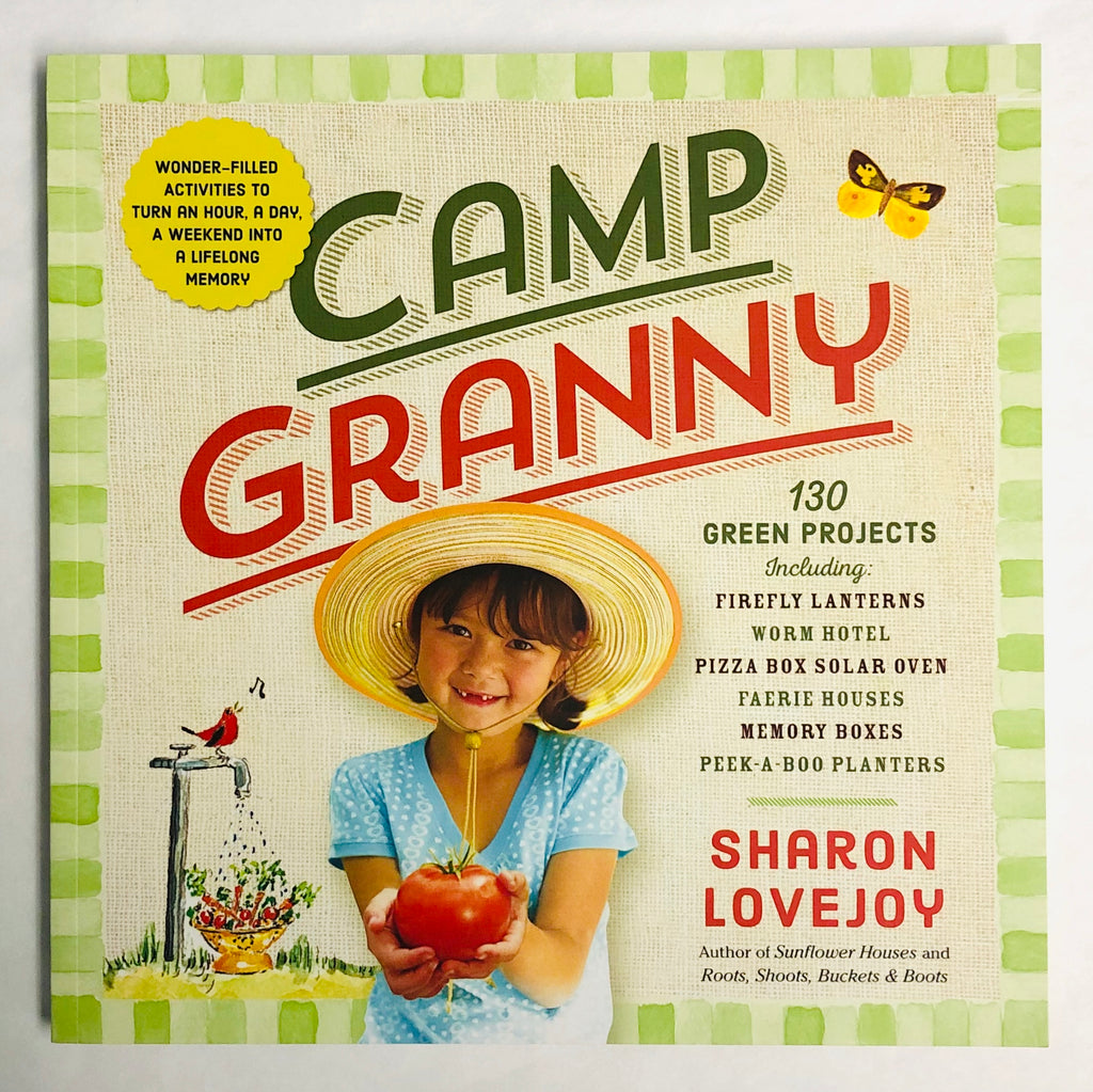 Camp Granny Activity Book
