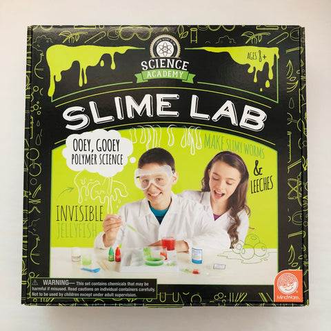 Science Academy Slime Lab Kit