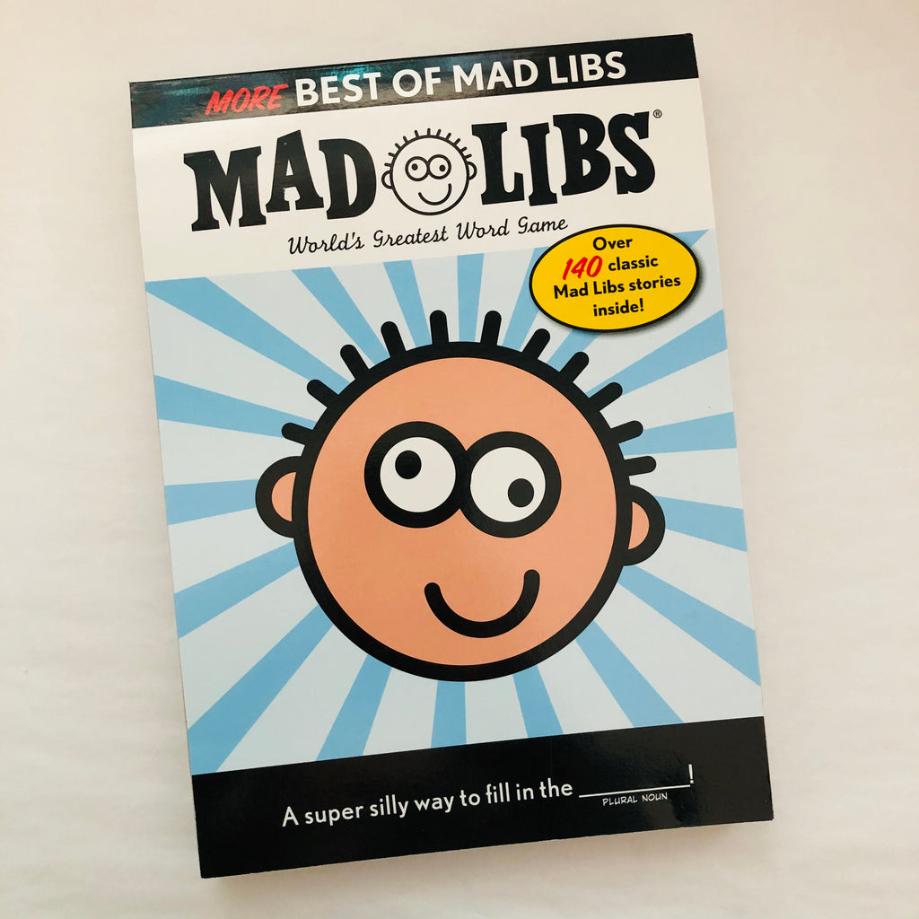 The Best of Mad Libs