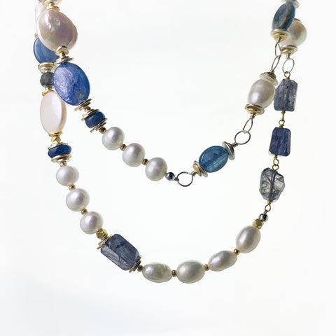 Seaside Long Necklace