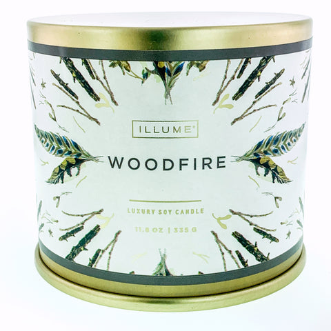 Woodfire Candle