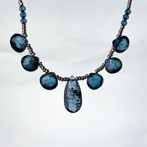 Indigo Kyanite Necklace