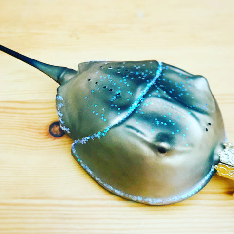 Horseshoe Crab Ornament