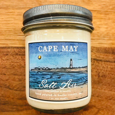 SALT AIR CANDLE - 7oz