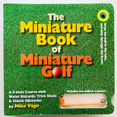 Miniature Book of Mini Golf
