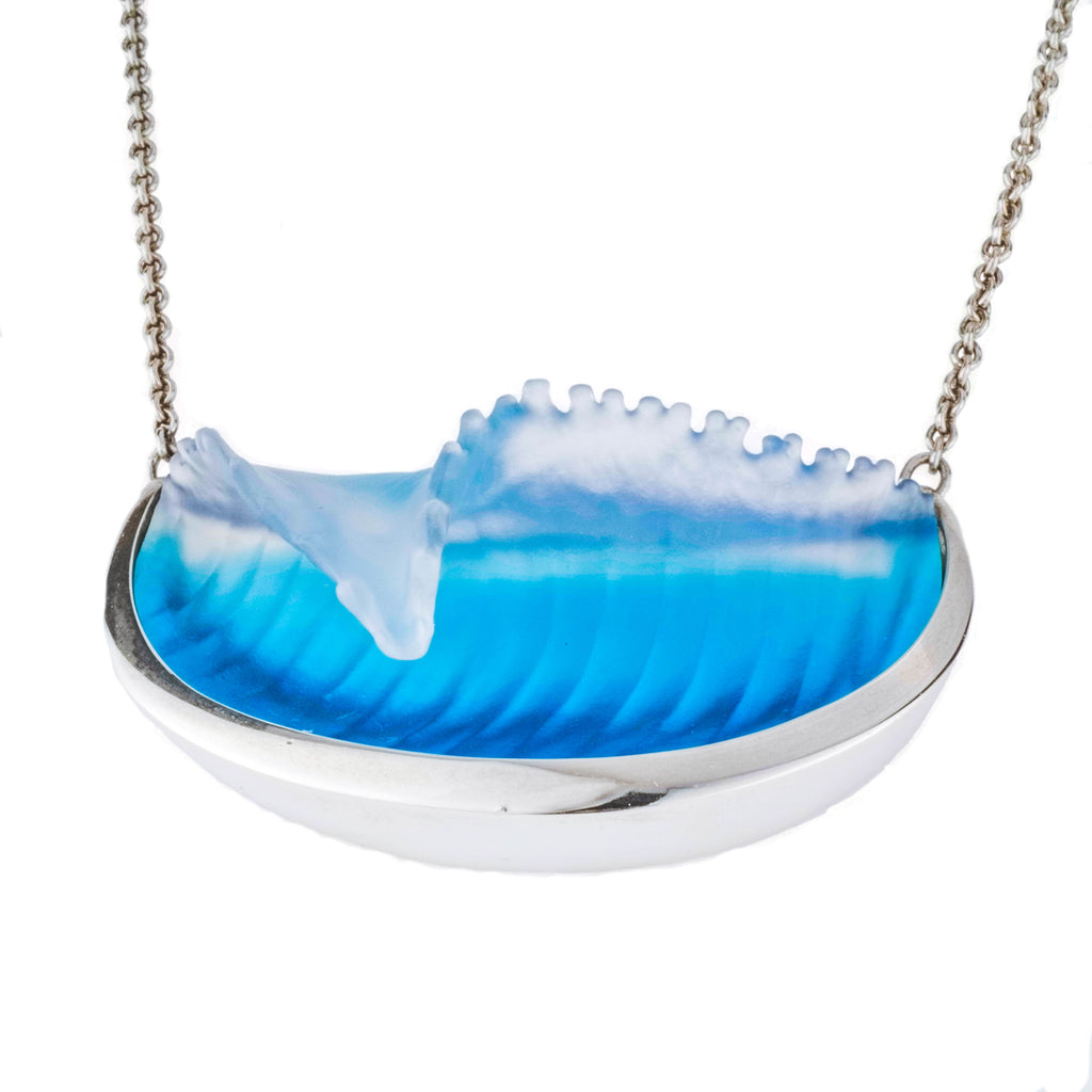 Ultimate Wave Necklace