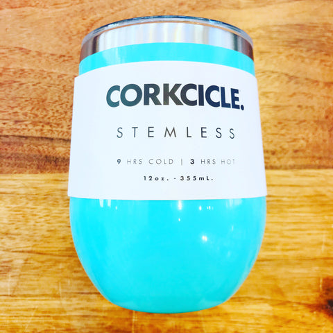STEMLESS GLOSS TURQUOISE