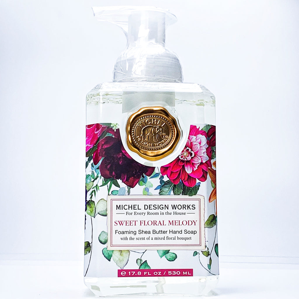 Sweet Floral Melody Foaming Hand Soap