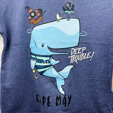 TEE- BOYS DEEP TROUBLE-6
