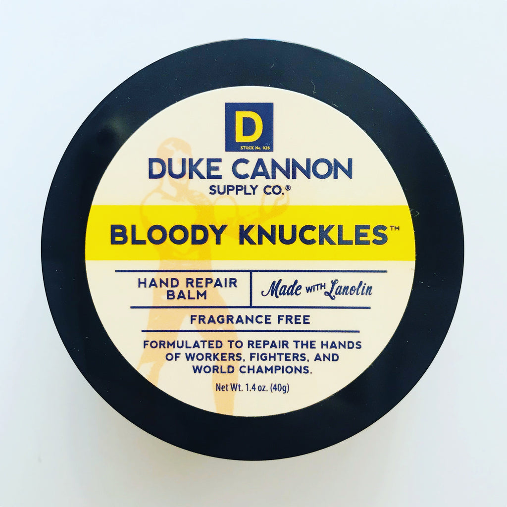 BLOODY KNUCKLES- TRAVEL SIZE