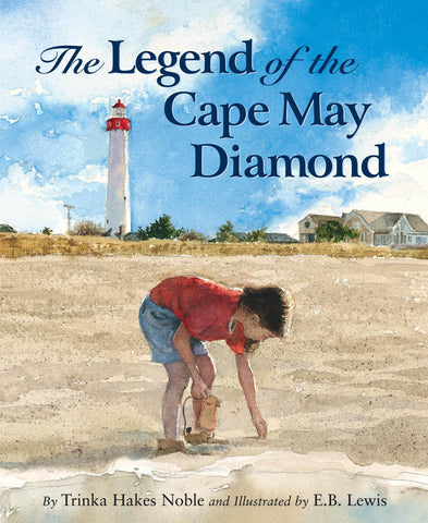 THE LEGEND OF THE C.M. DIAMOND