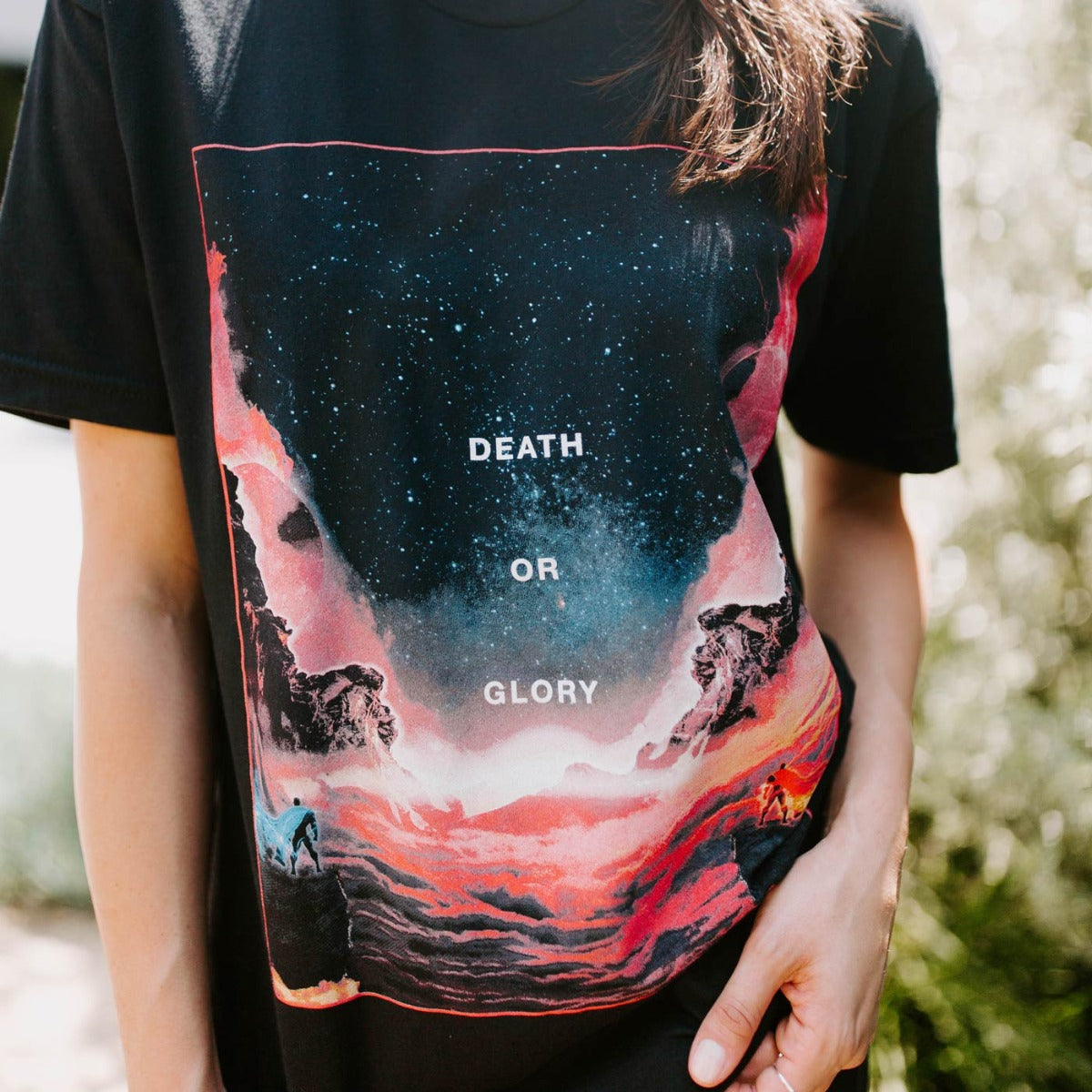 Death or Glory Tour Tee
