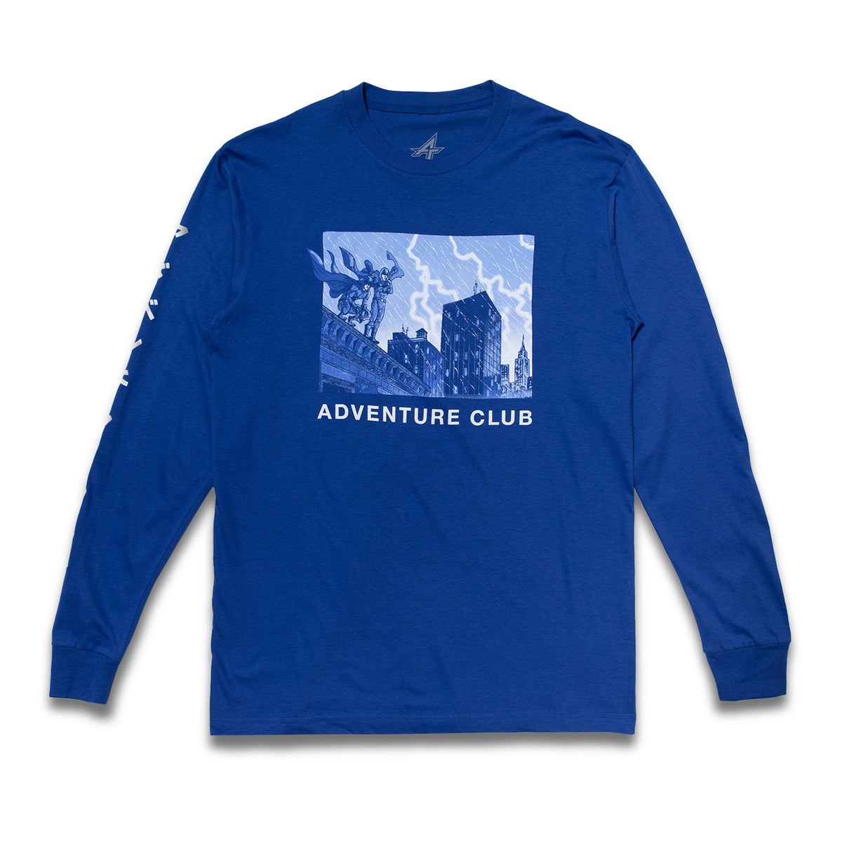 Blue Character Long Sleeve