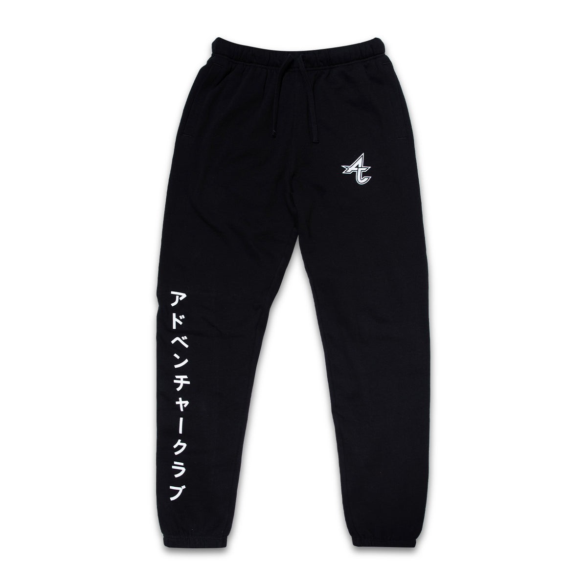 Black Character Sweatpants