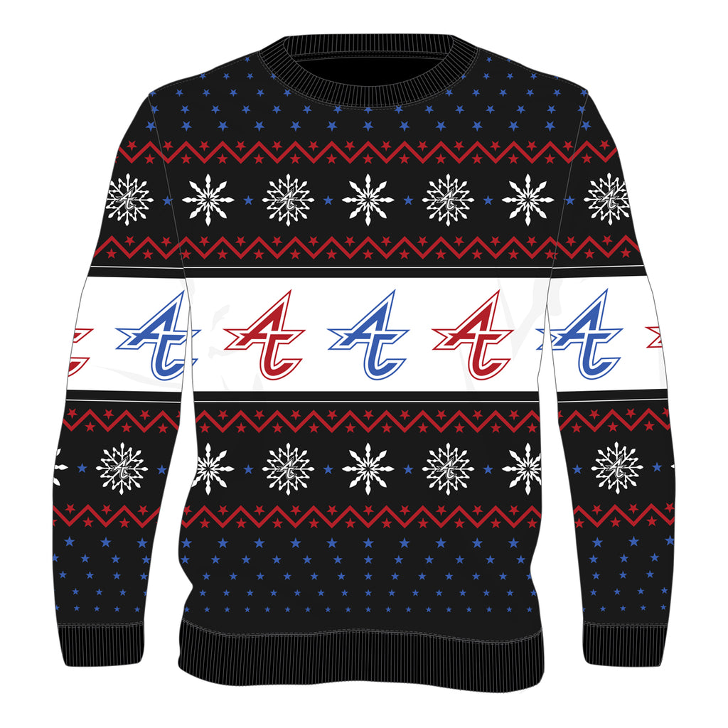 Official Adventure Club Holiday Sweater