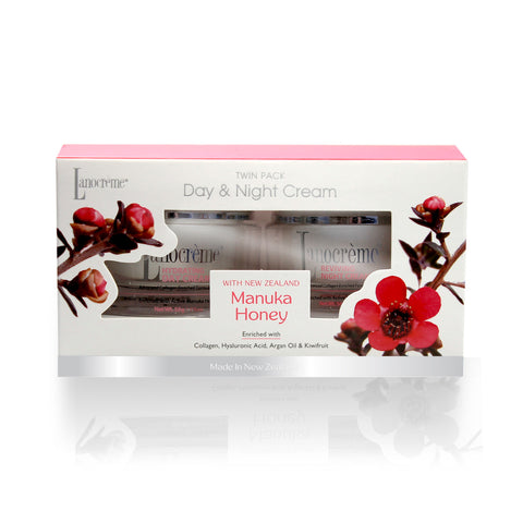 Manuka Honey Twin Pack - Day & Night
