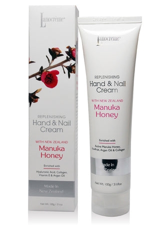 Manuka Honey Hand & Nail Cream 100g
