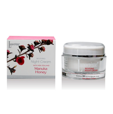 Manuka Honey Reviving Night Cream 50g