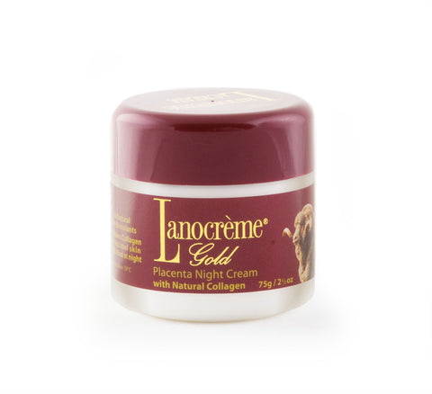 Placenta Gold Night Cream 75g