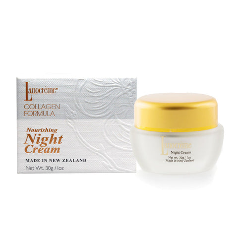 Collagen Nourishing Night Cream 30g
