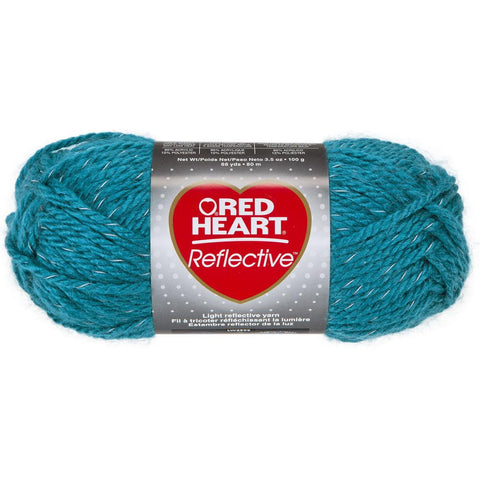 Red Heart Reflective - Unraveled Yarn Shop