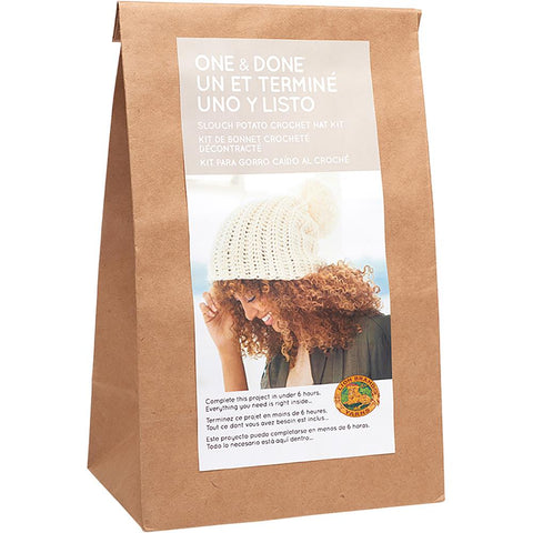 Lion Brand One and Done Yarn Kits - Unraveled Yarn Shop