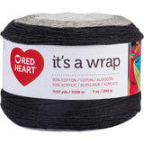 Red Heart It's A Wrap - Unraveled Yarn Shop