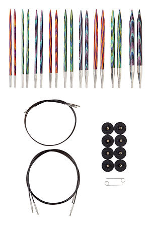 Knit Picks Options Interchangeable Mosaic Circular Needles Set