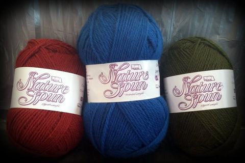 Brown Sheep Nature Spun Sport - Unraveled Yarn Shop