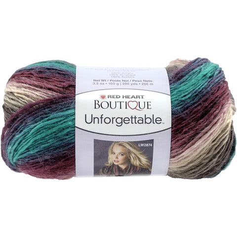 Red Heart Unforgettable - Unraveled Yarn Shop