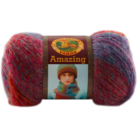 Lion Brand Amazing - Unraveled Yarn Shop