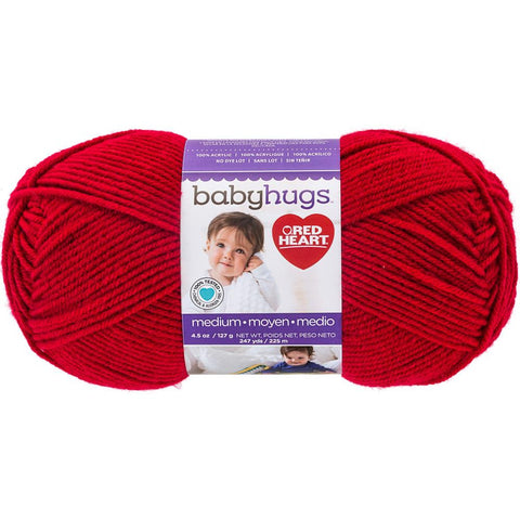 Red Heart Baby Hugs Light Yarn - Unraveled Yarn Shop