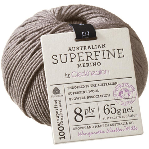 Cleckheaton Super Fine Merino 8ply - Unraveled Yarn Shop