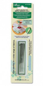 Clover Felting Needle Refills - Unraveled Yarn Shop
