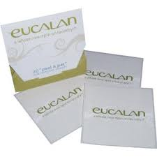Eucalan Lint Remover Wipes - Unraveled Yarn Shop