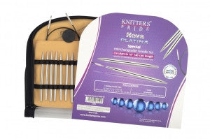 Knitter's Pride Platina Special IC Set - Unraveled Yarn Shop